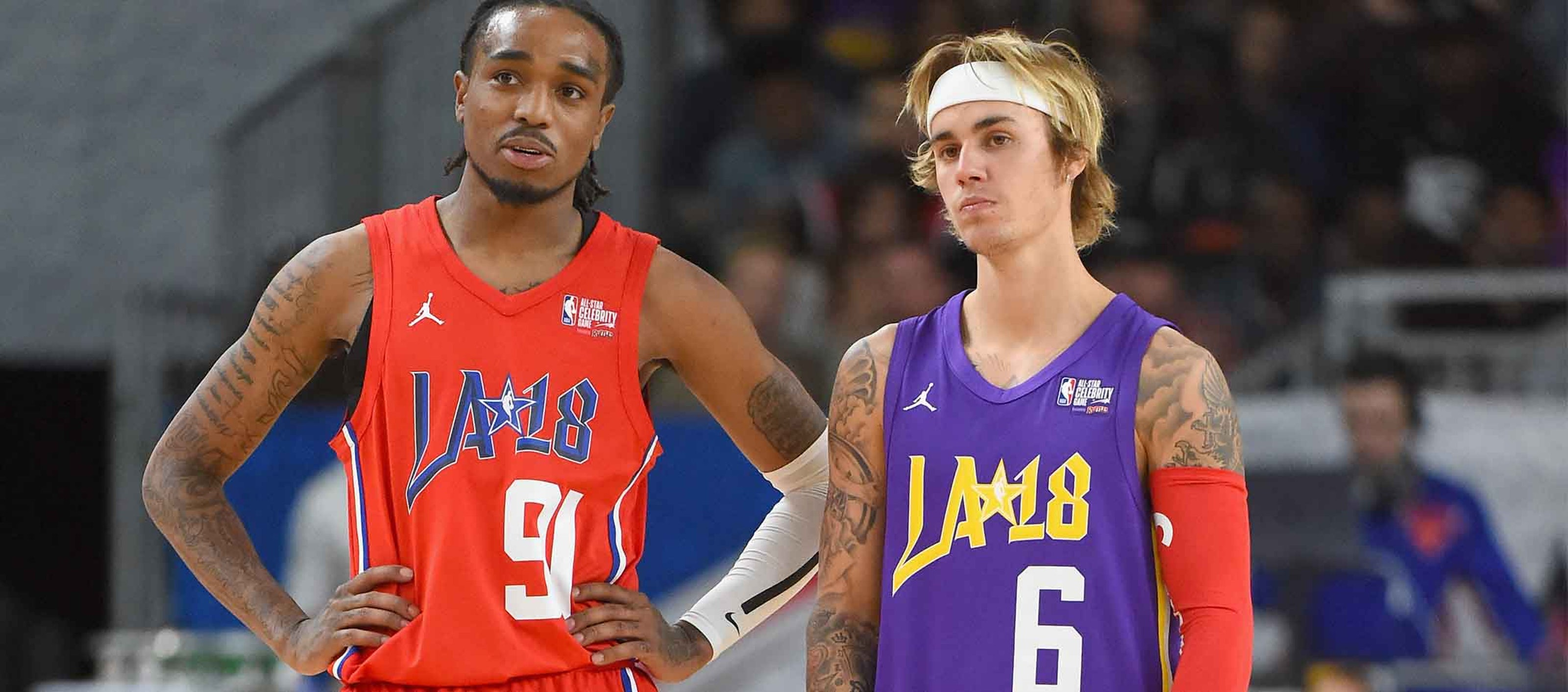 4f4bc0222f49 Which Celebrities Would Make For the Perfect All-Star Team     ONE37pm