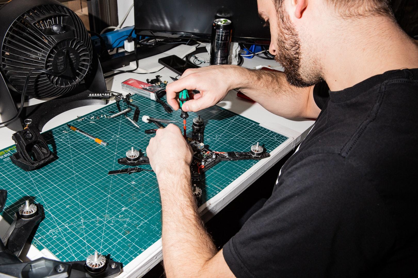 Drone workshop 0291