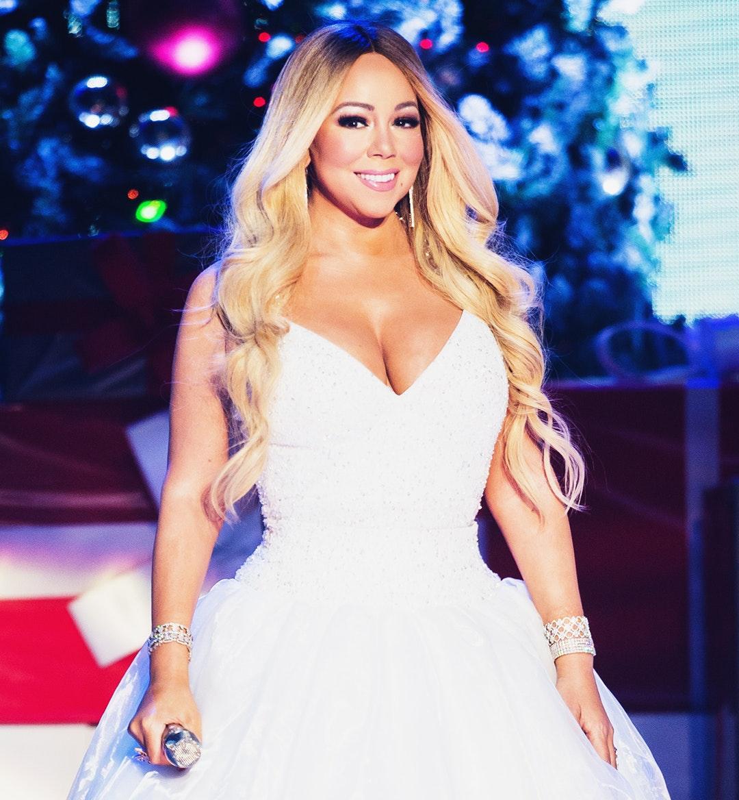 Mariah Carey 2018 mobile