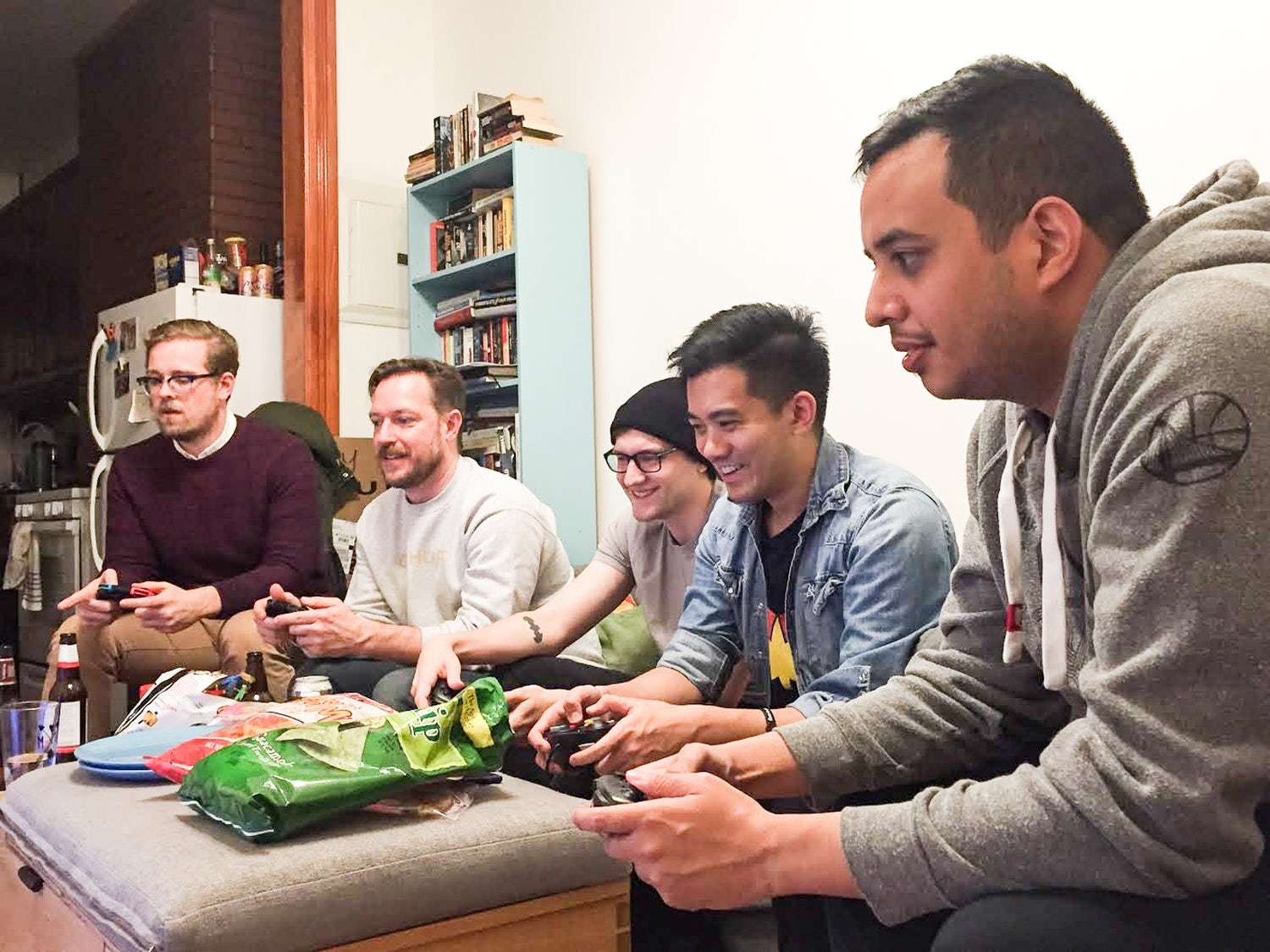 Nintendo Switch party 0