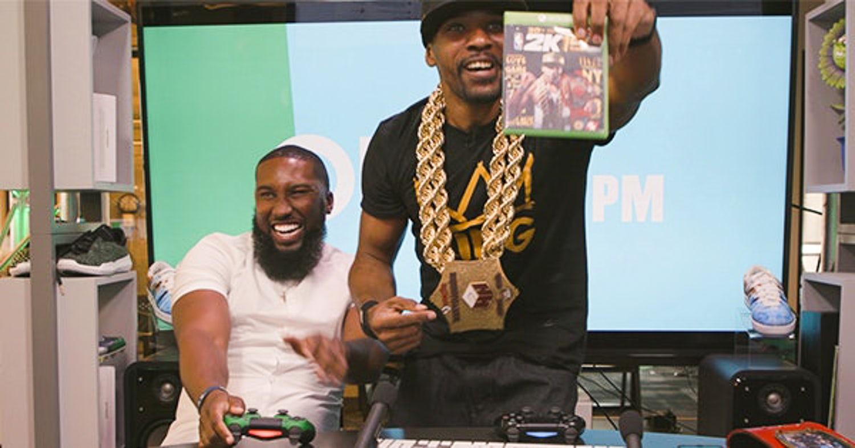 Omari White Hip Hop Gamer 1 2