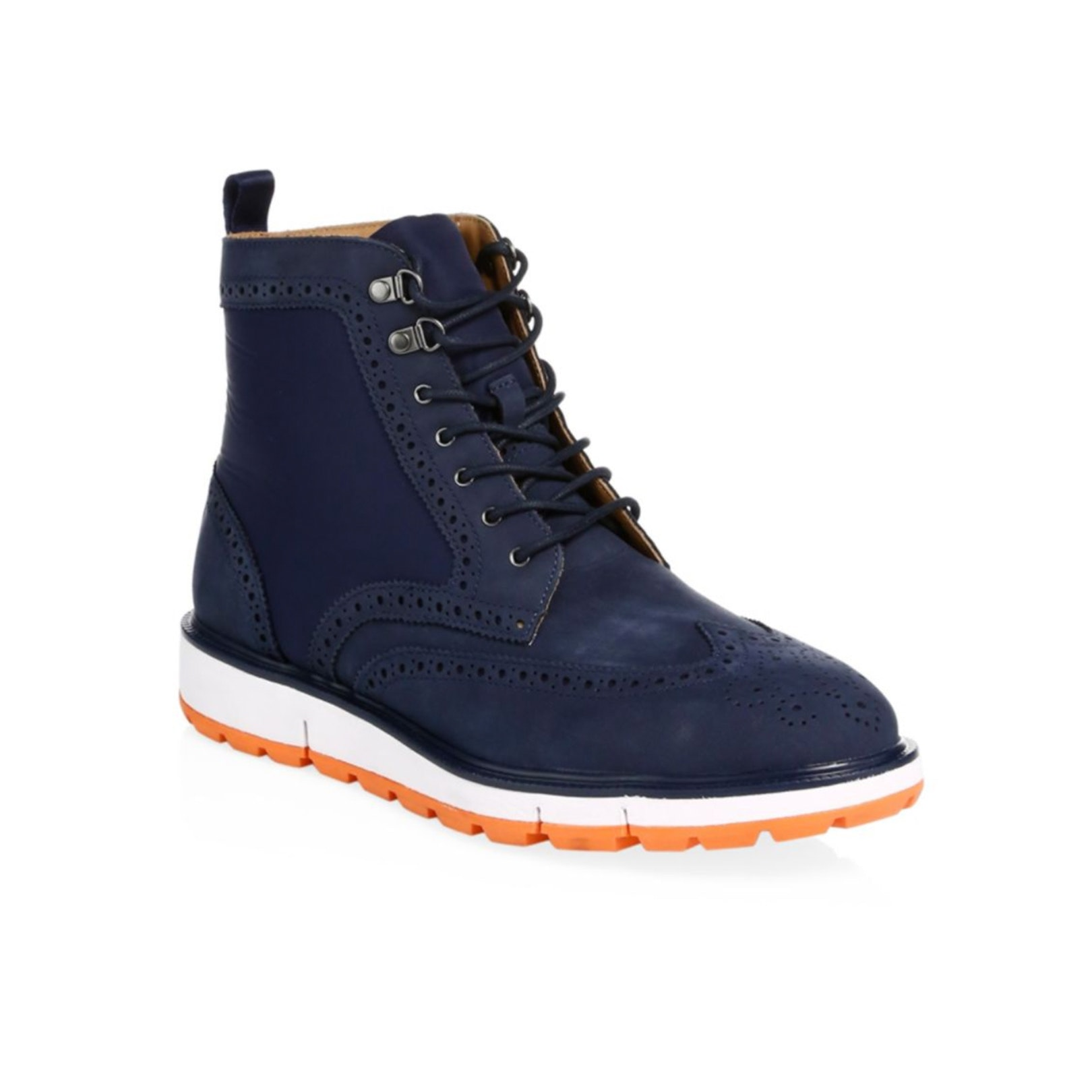 Swims Motion Wingtip Boots