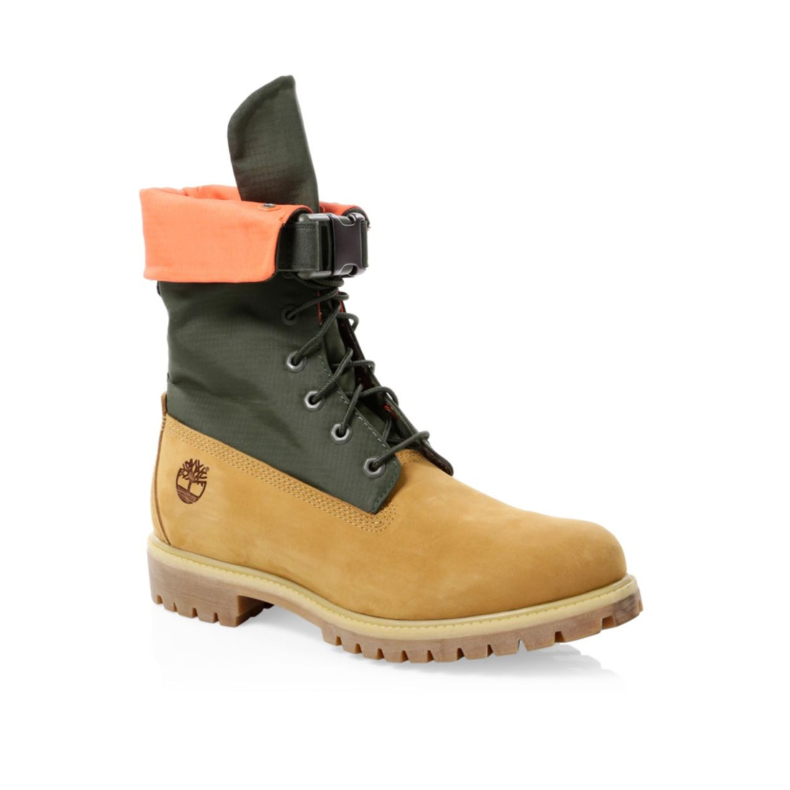 Timberland Boot Company Gaiter 6 Inch Leather Boots