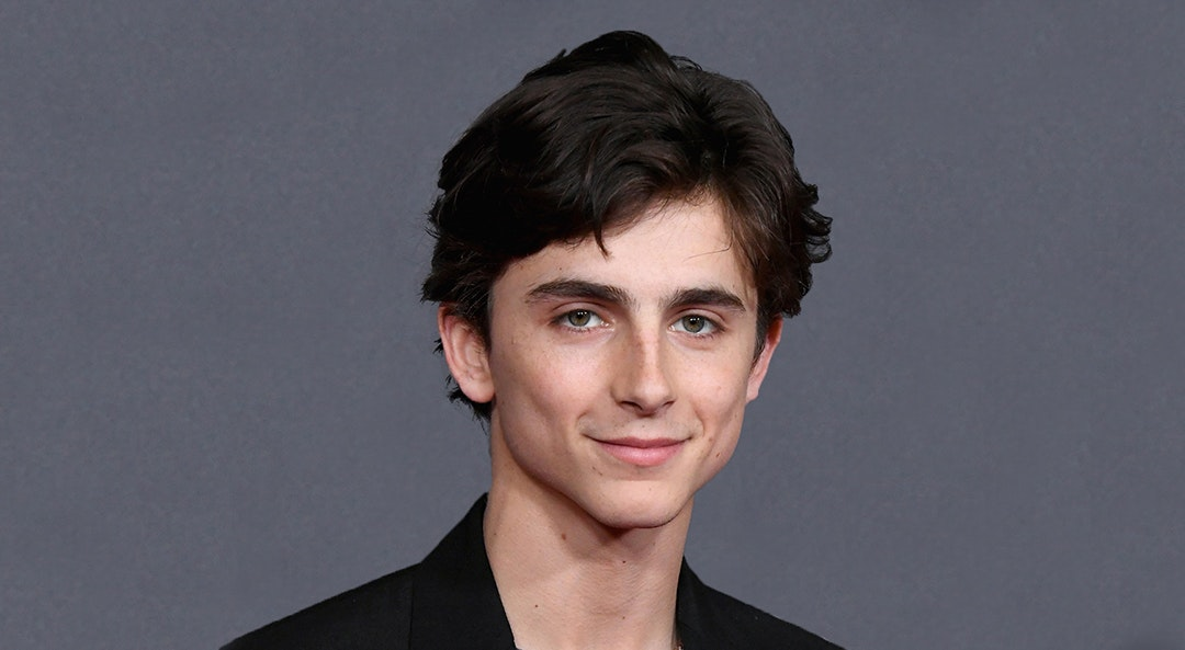 Timothee Chalamet category