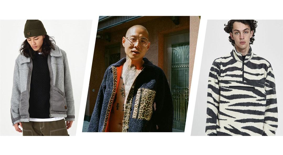 fleece jackets 2019 cat