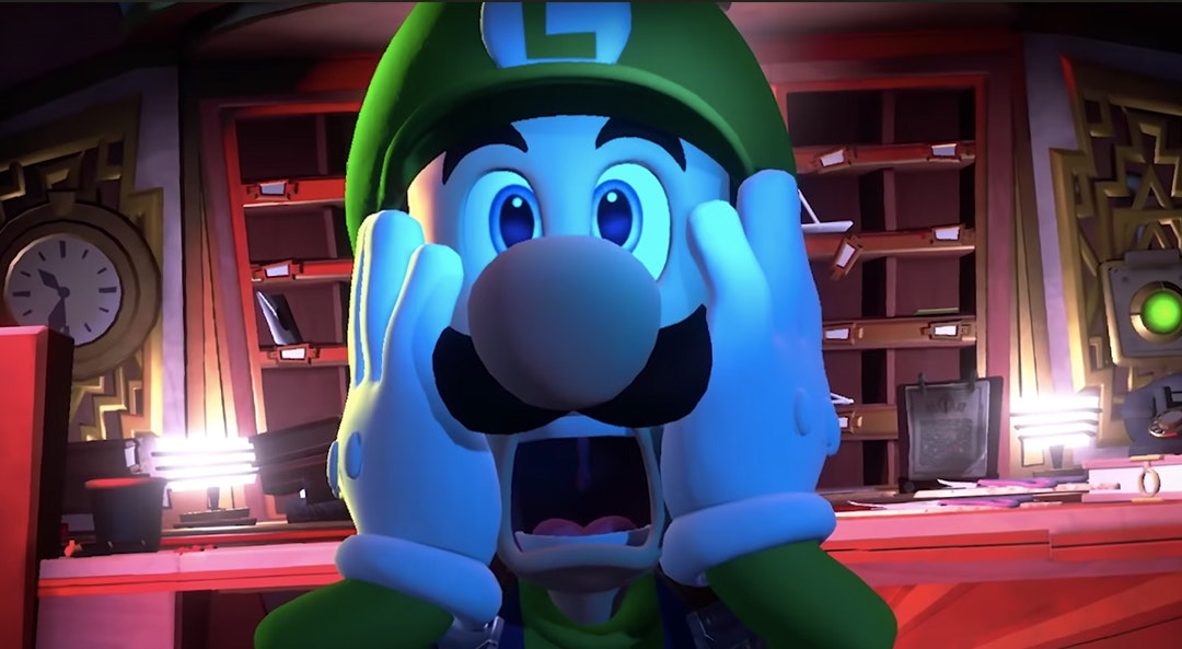 gaming 2019 luigi mansion 3 category
