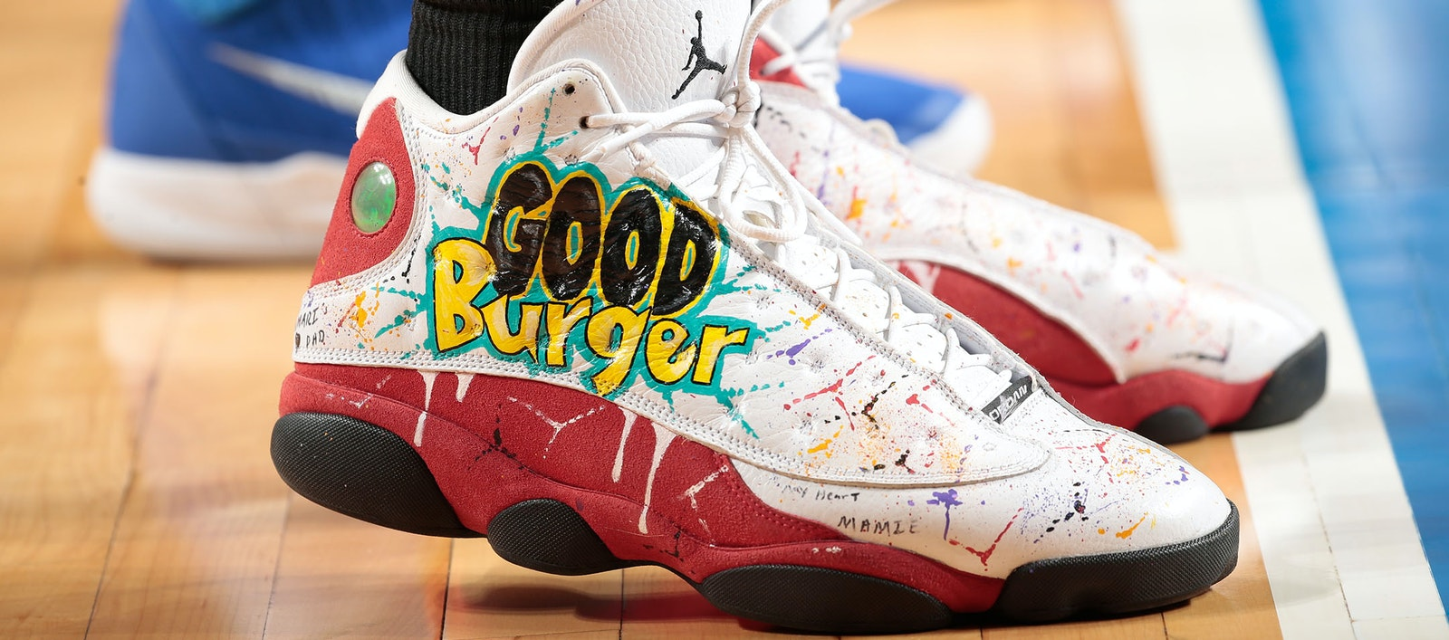 How Montrezzl Harrell Raised the Bar on the NBA s Shoe Game    ONE37pm 024fabcf03f