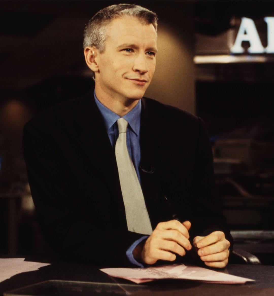 Anderson Cooper mobile