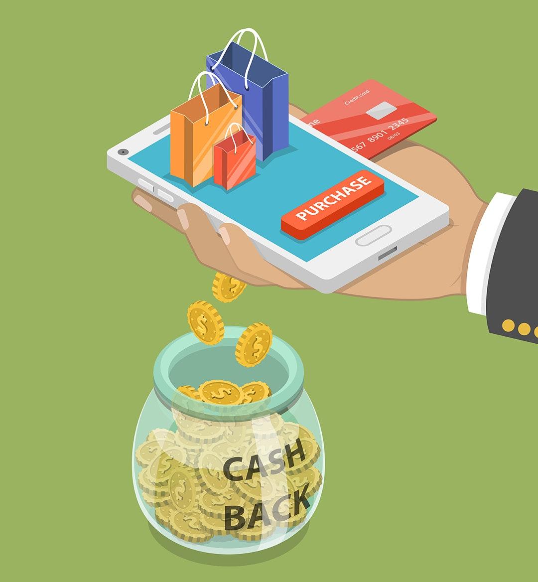 Cash Back mobile