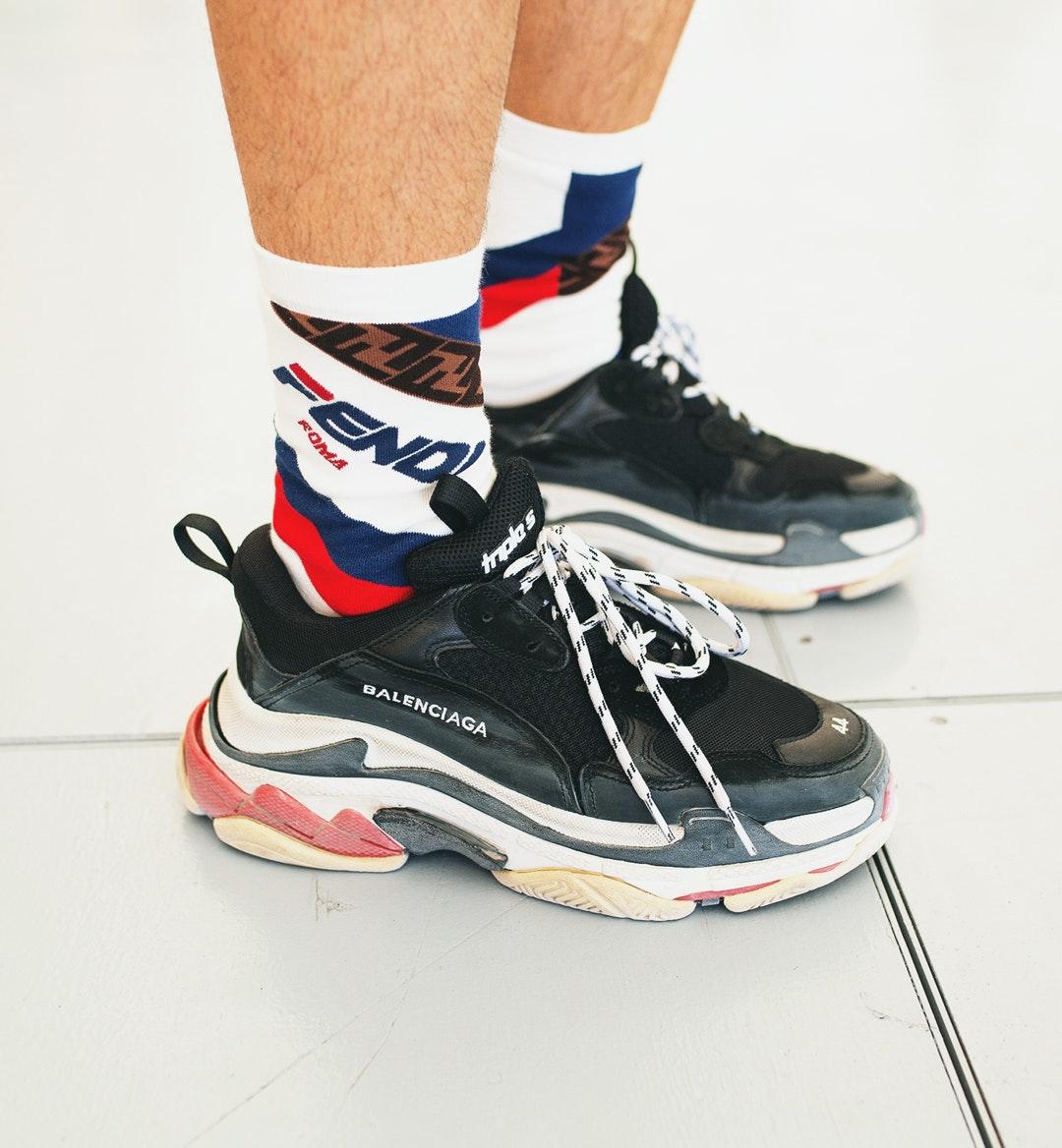 balenciaga sneakers mobile