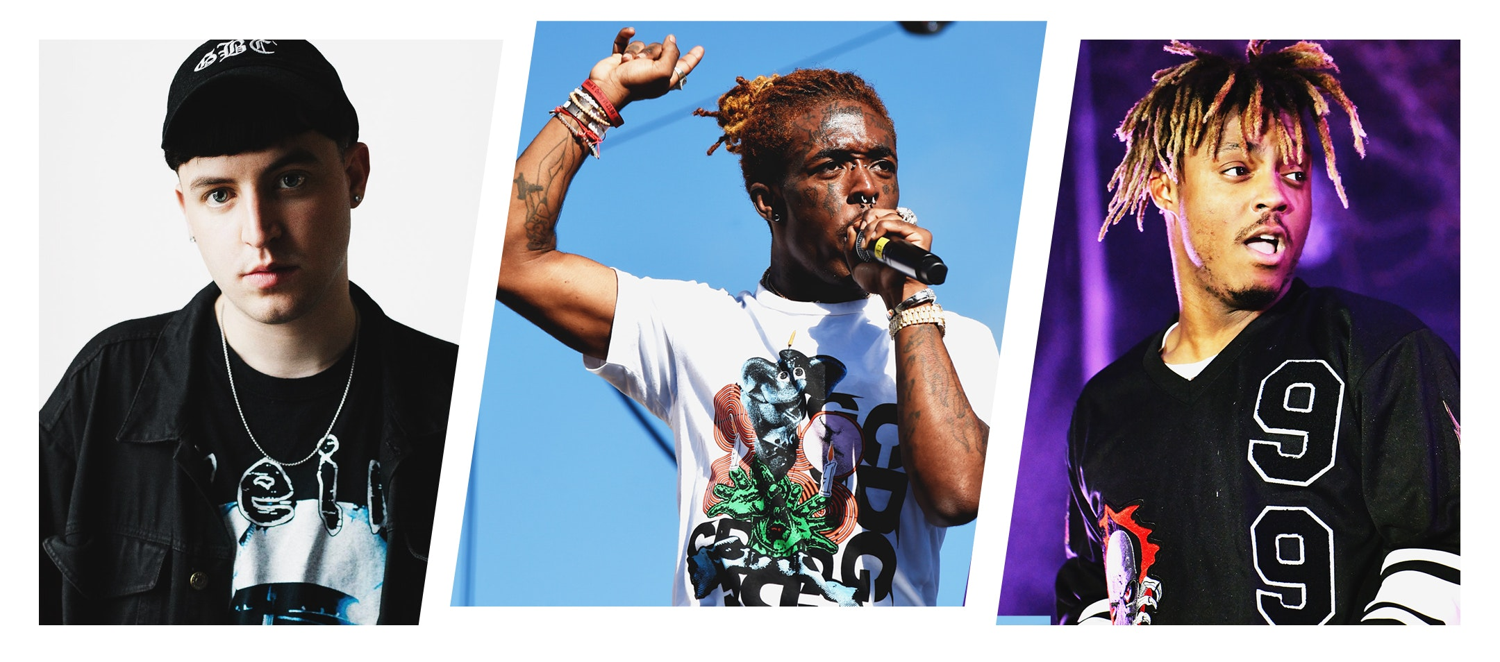 Emo Rap in 2019: Meet the Superstars, Up-and-Comers and