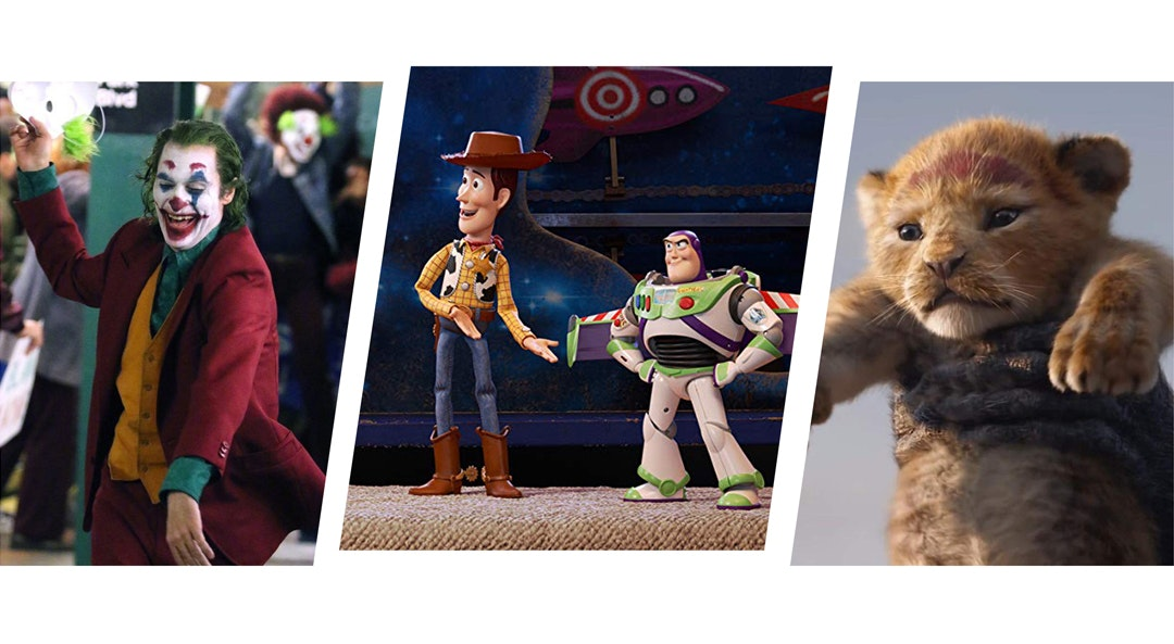 joker toy story lion king cat