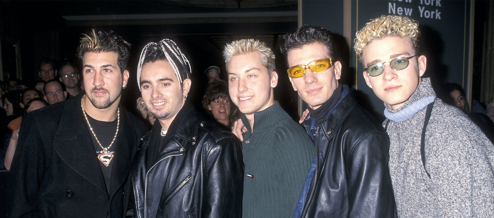 NSYNC Recorded Their First Demo at Shaq s House...Seriously    ONE37pm b785680dee9