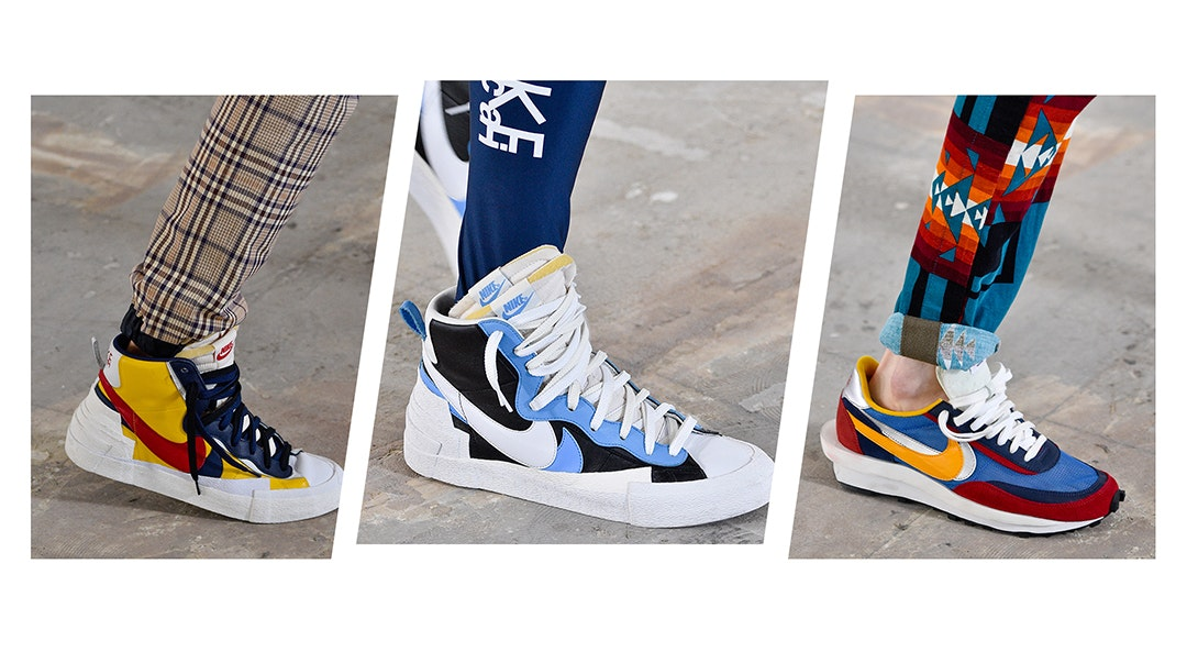 sacai x nike category