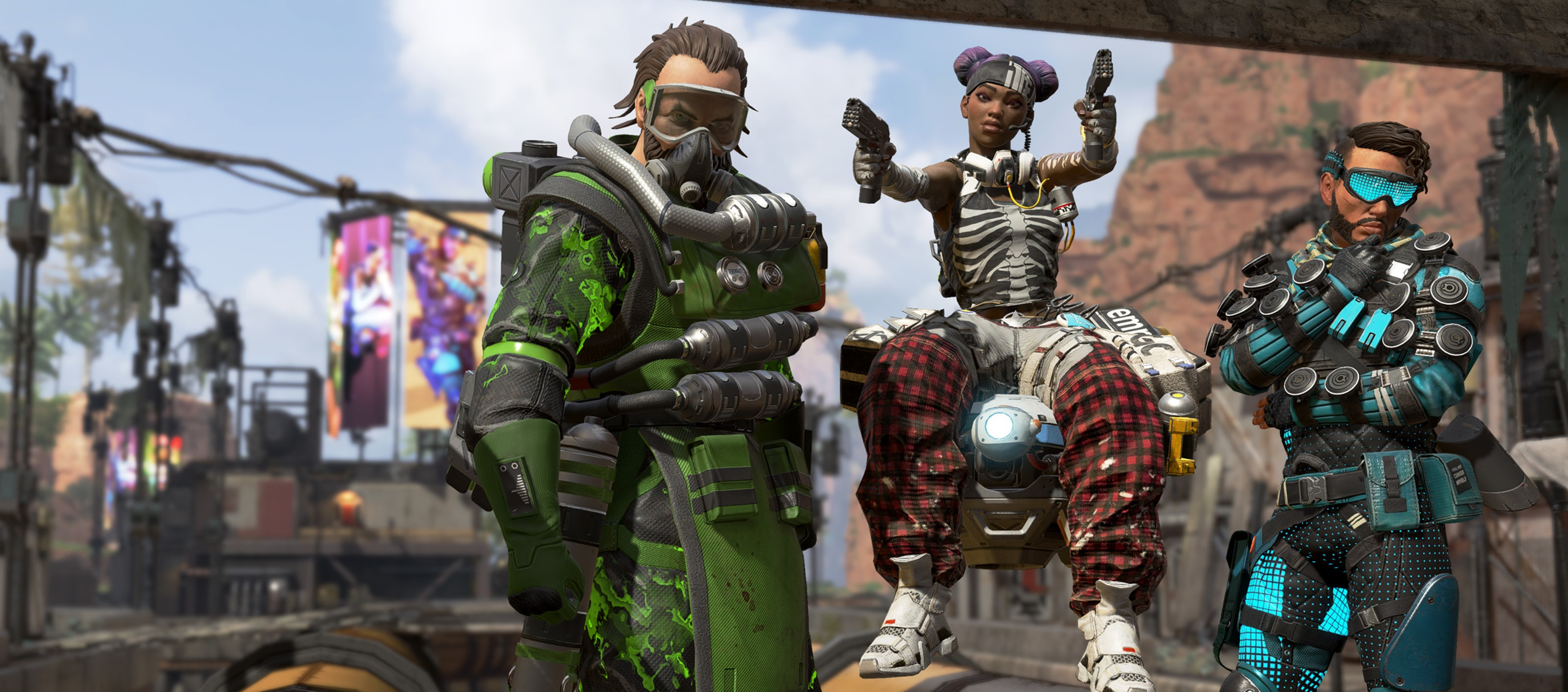Apex Legends,' a Surprise 'Fortnite' Competitor, Just Came Out of
