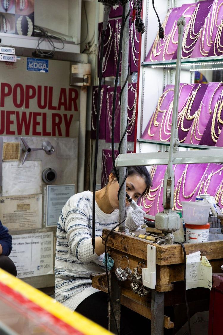 Popular jewelry 7685