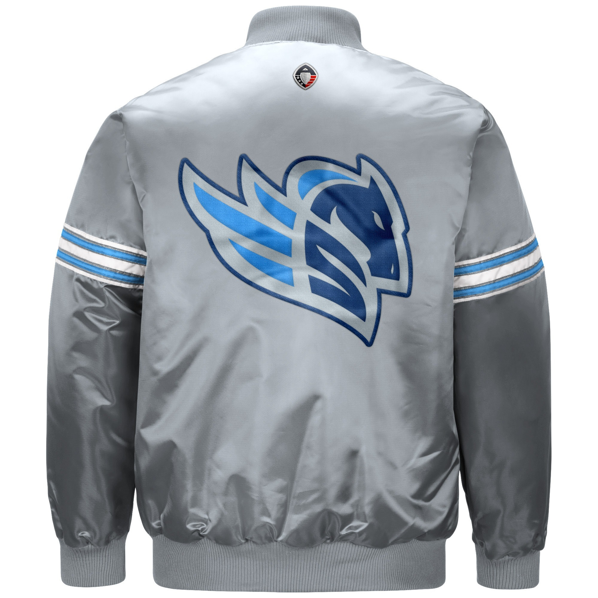 8afa473c93f Get Your First Look at Starter s AAF Varsity Jackets    ONE37pm