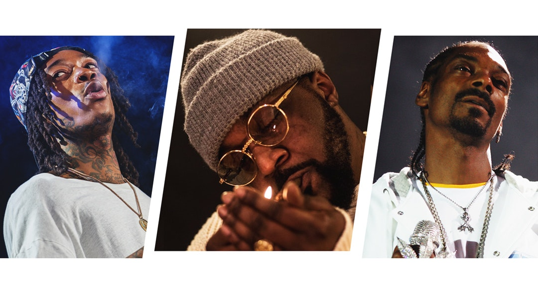Wiz Khalifa Smok DZA Snoop Dog cat