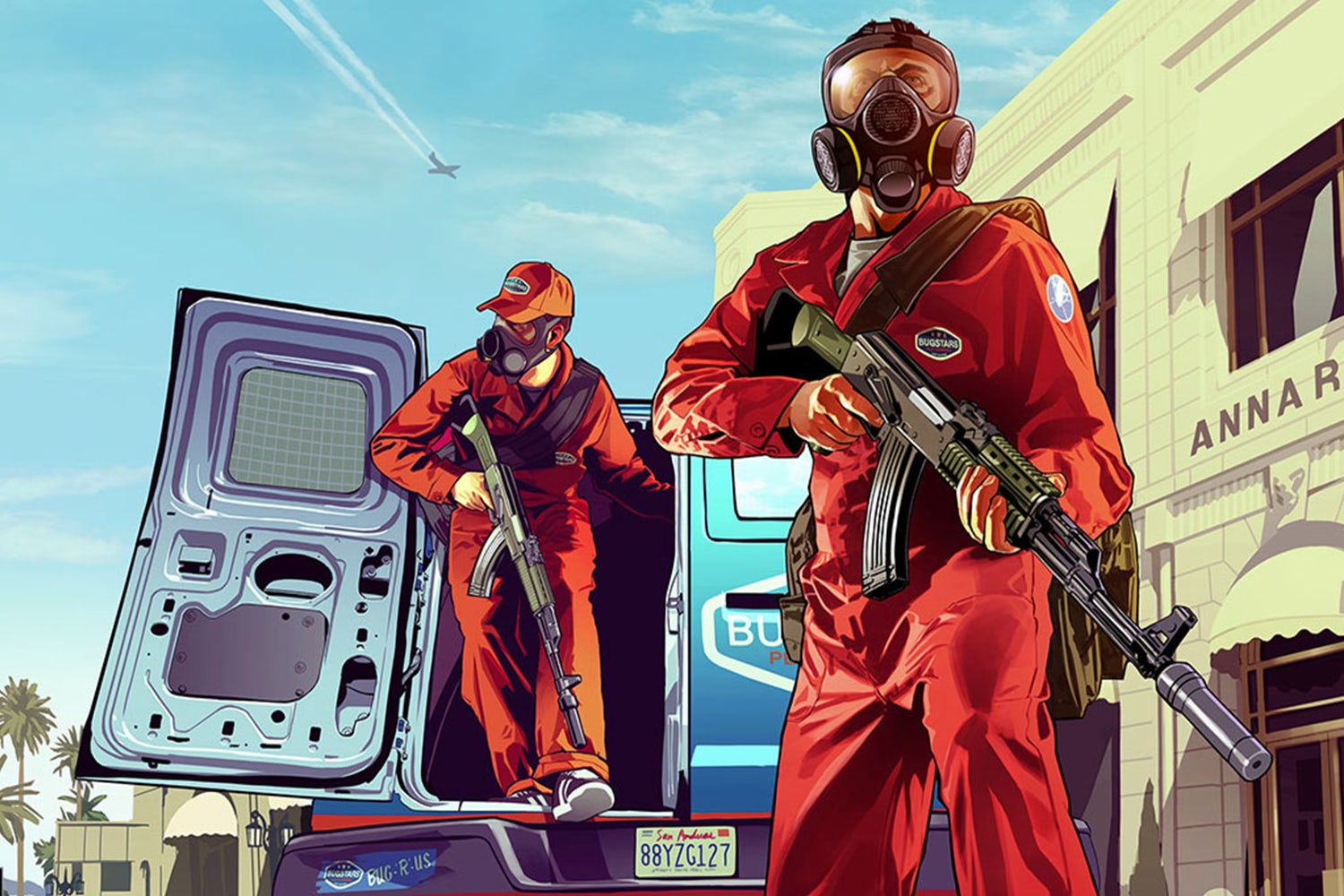 Grand Theft Auto V' Longevity: Millions of People Are Still