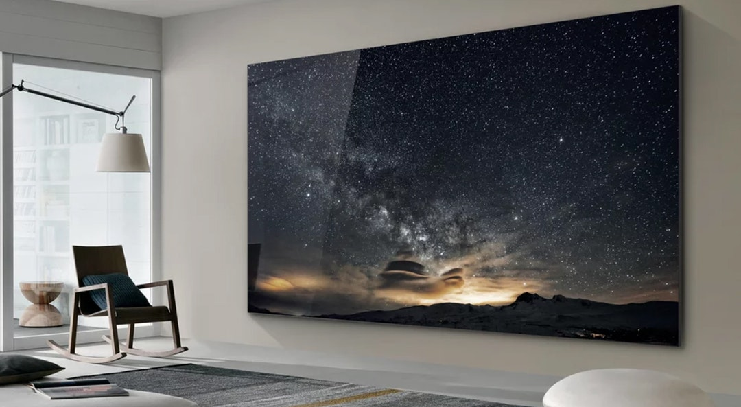 samsung 219 inch tv the wall category