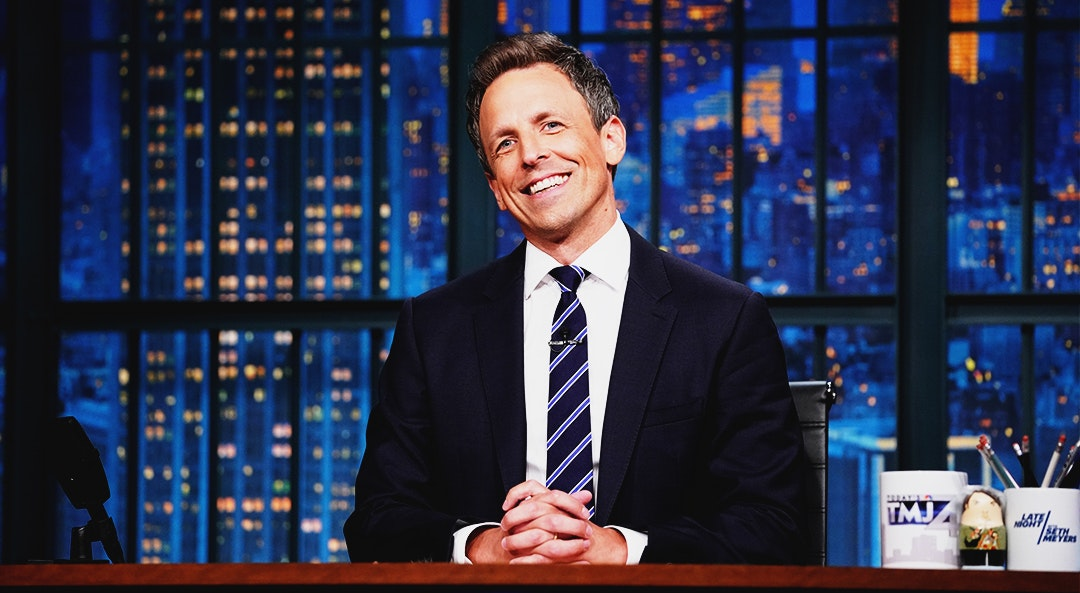 seth meyers finding your roots cat
