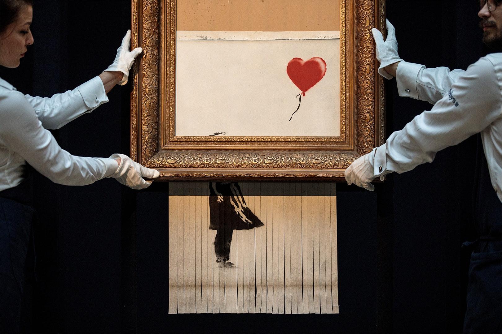 Banksy ListH