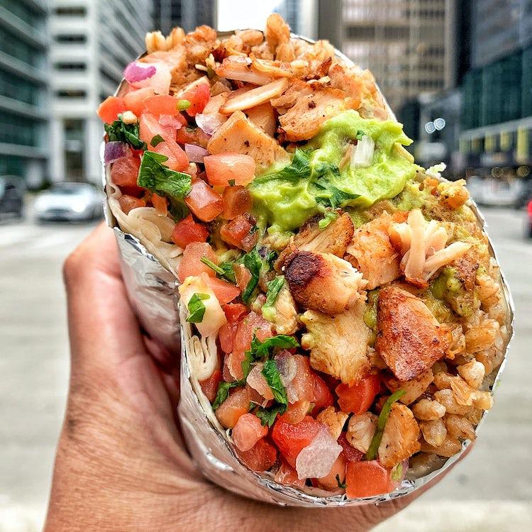 DosToros Taqueria Burrito Best 1