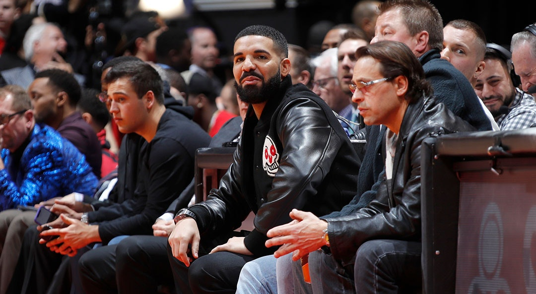 The Raptors Just Gave Drake an Unprecedented Tribute