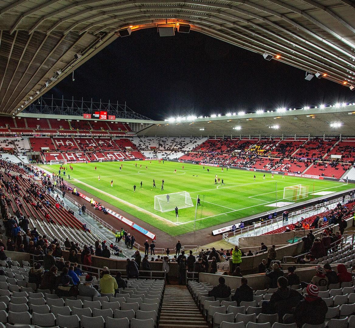 Stadium of Light mobile