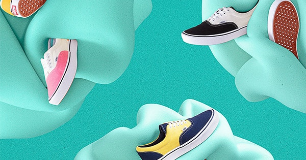 Vans Are Now Just as Comfortable as Running Sneakers