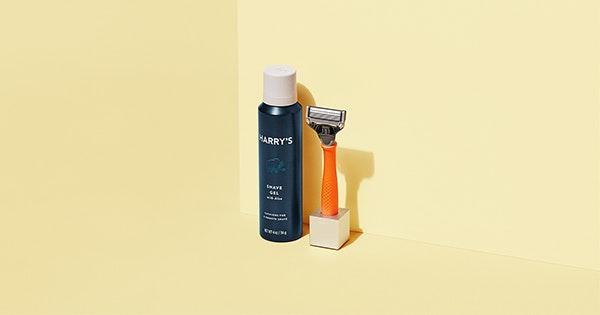 How Harry's Is Claiming Space for Men's Care