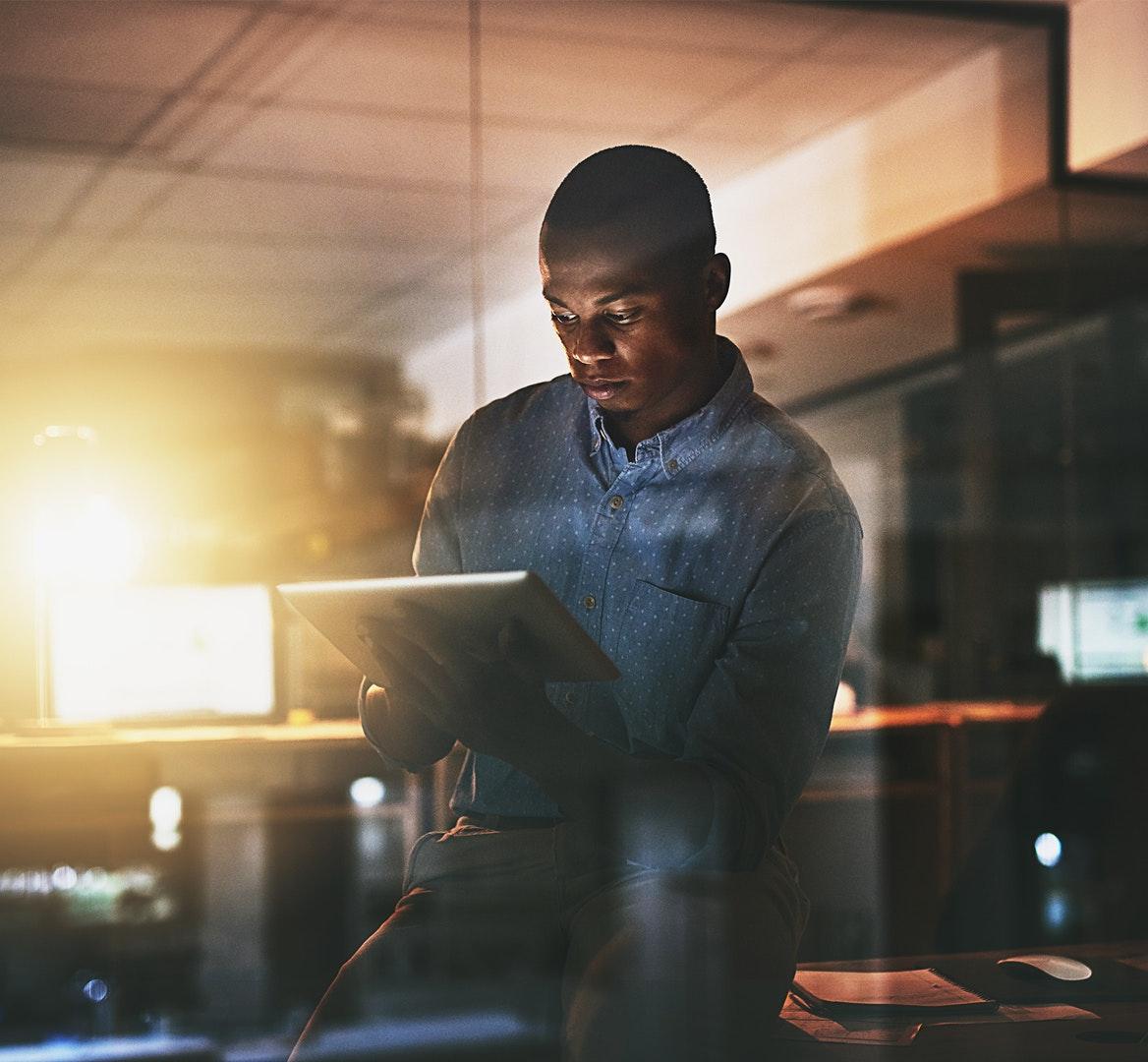 preparing career leap mobile