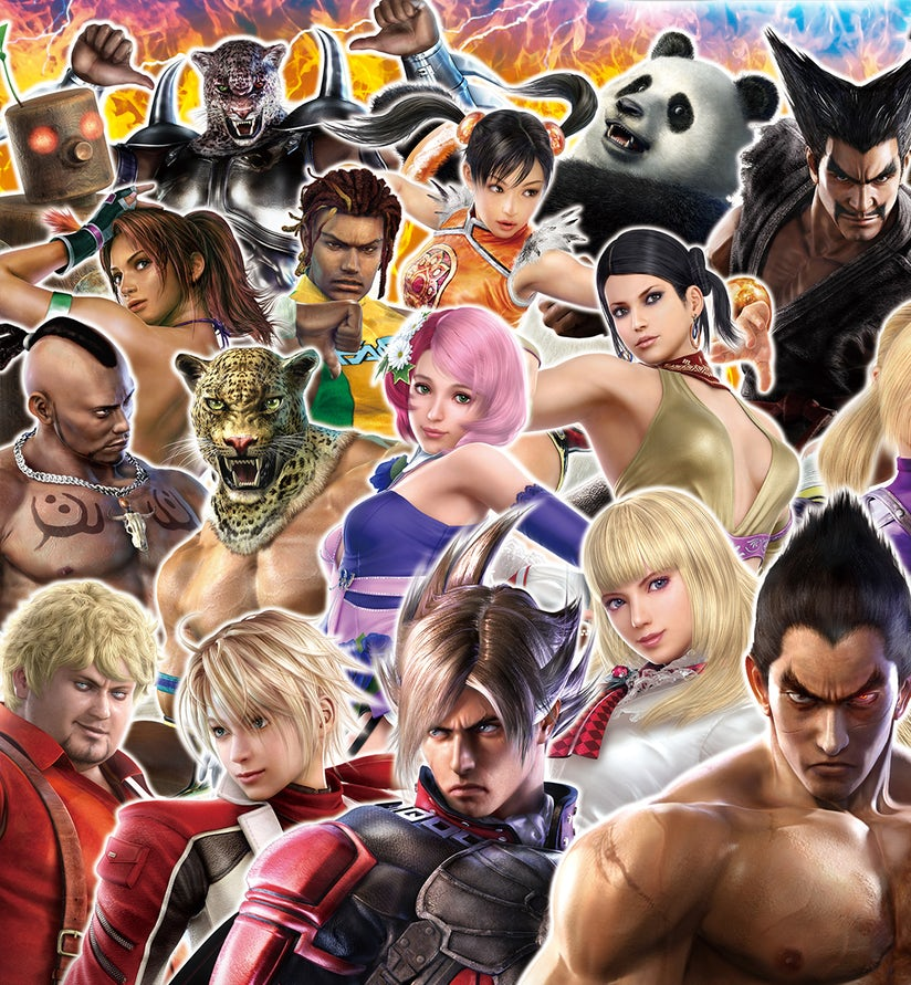 Tekken 7 Roster 6 Characters That Should Be In It One37pm