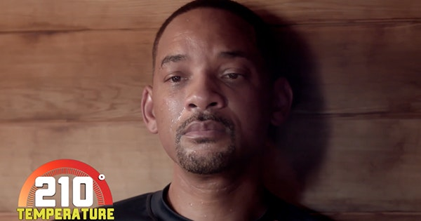 Watch Will Smith Nervously Train for a Half Marathon After His Dad's Death