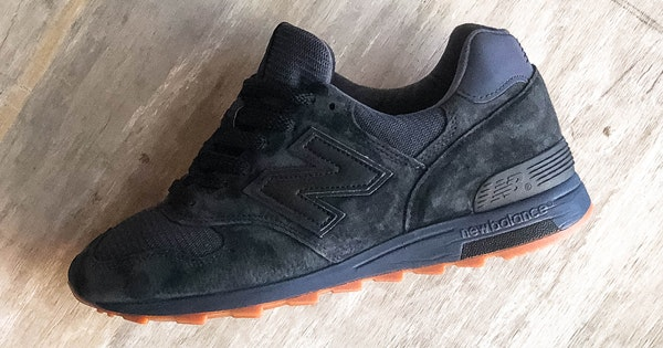 A First Look at the New J.Crew x New Balance 1400 Sneakers