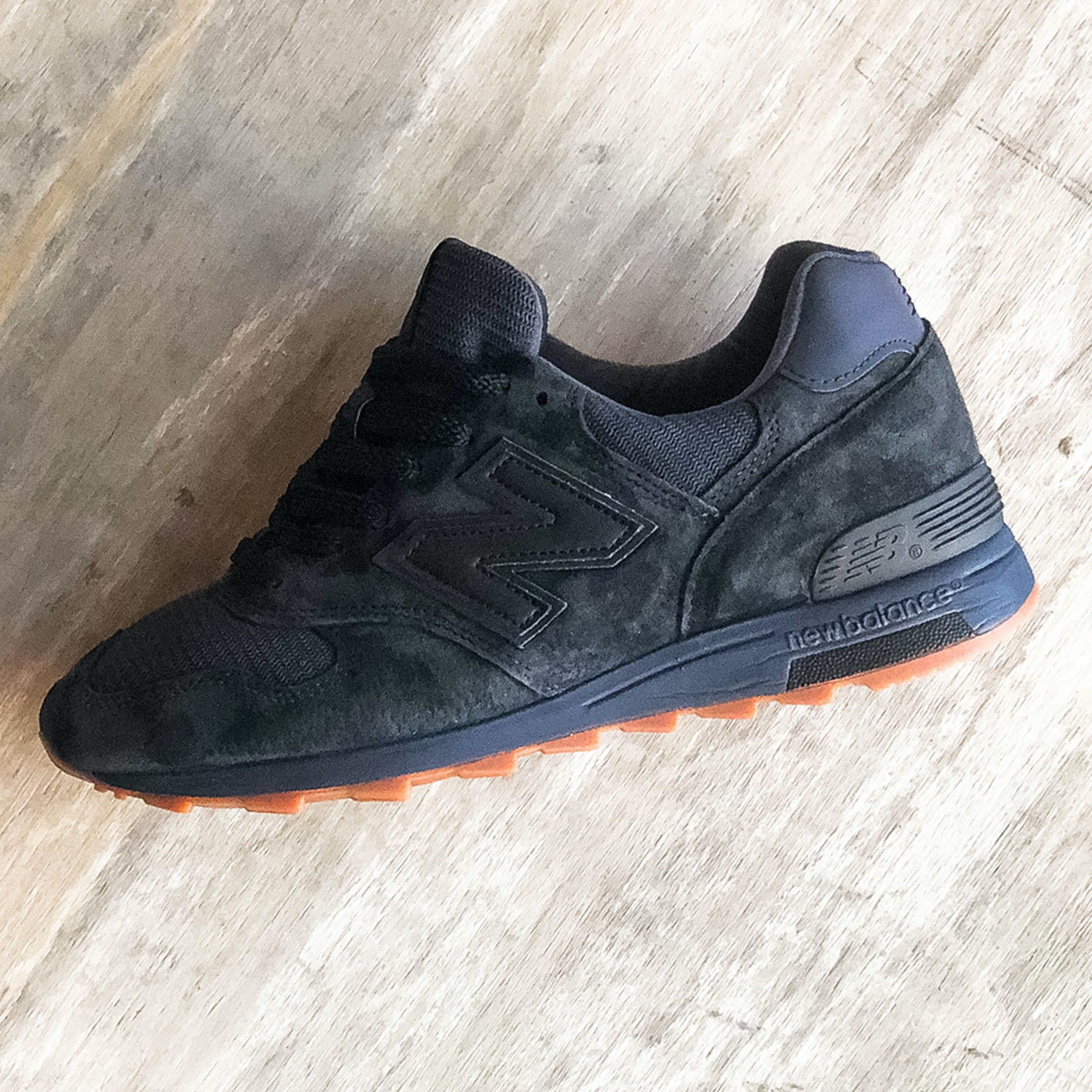 b0264fc035688 J.Crew x New Balance 1400 Sneakers First Look & Details // ONE37pm