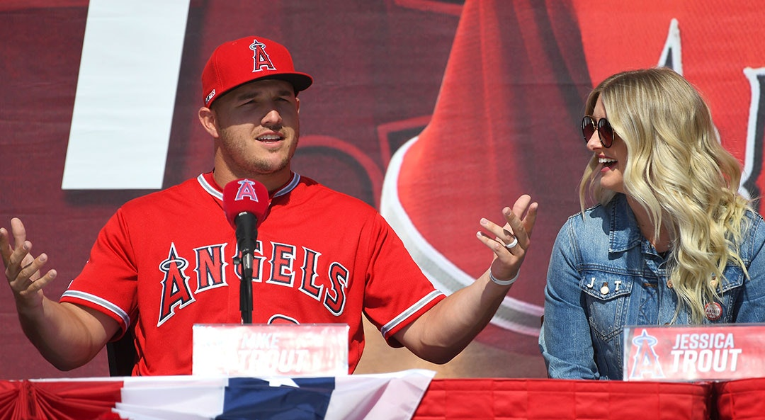 Mike Trout Category Image 1080x593