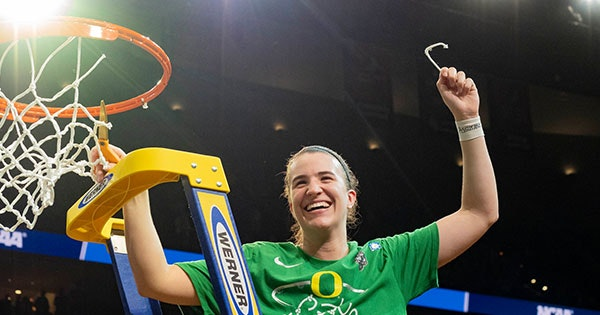 Why Sabrina Ionescu Is Basketball's Next Huge Star
