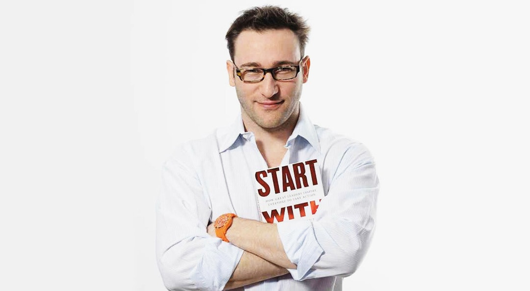 Simon Sinek Why book cat