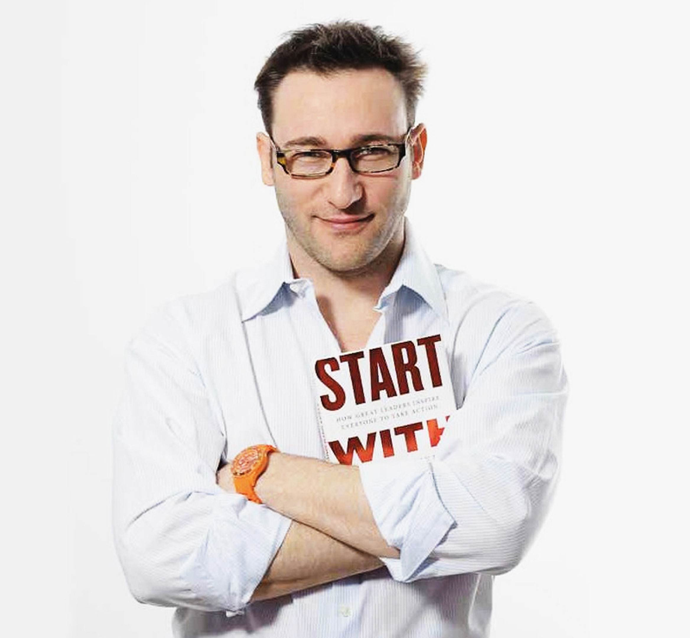 Simon Sinek Why book desktop