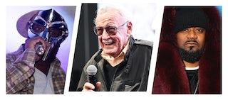 Stan Lee hiphop desktop
