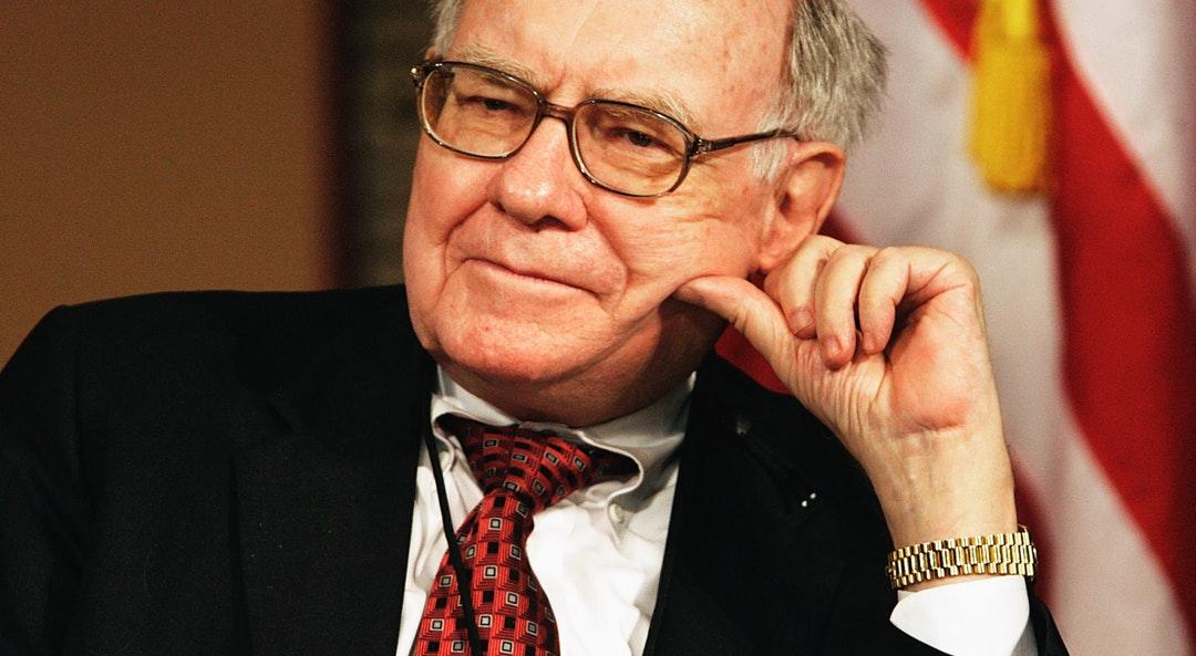 Warren Buffett cat