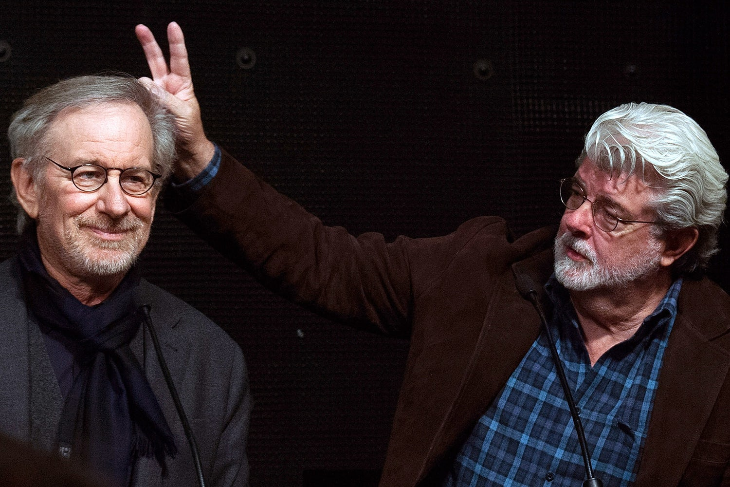 blockbuster podcast george lucas steven spielberg in article 2