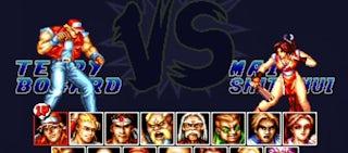 fatal fury characters desktop