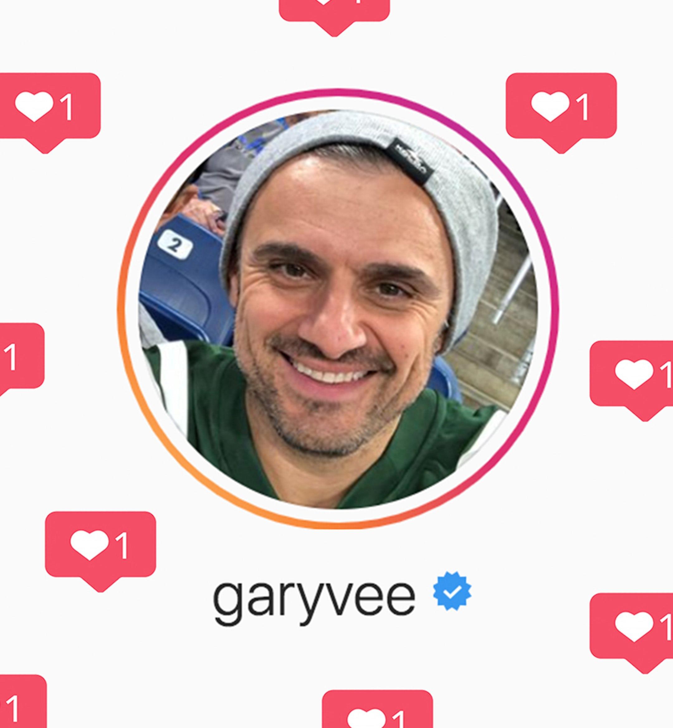 gary vee instagram stories mobile