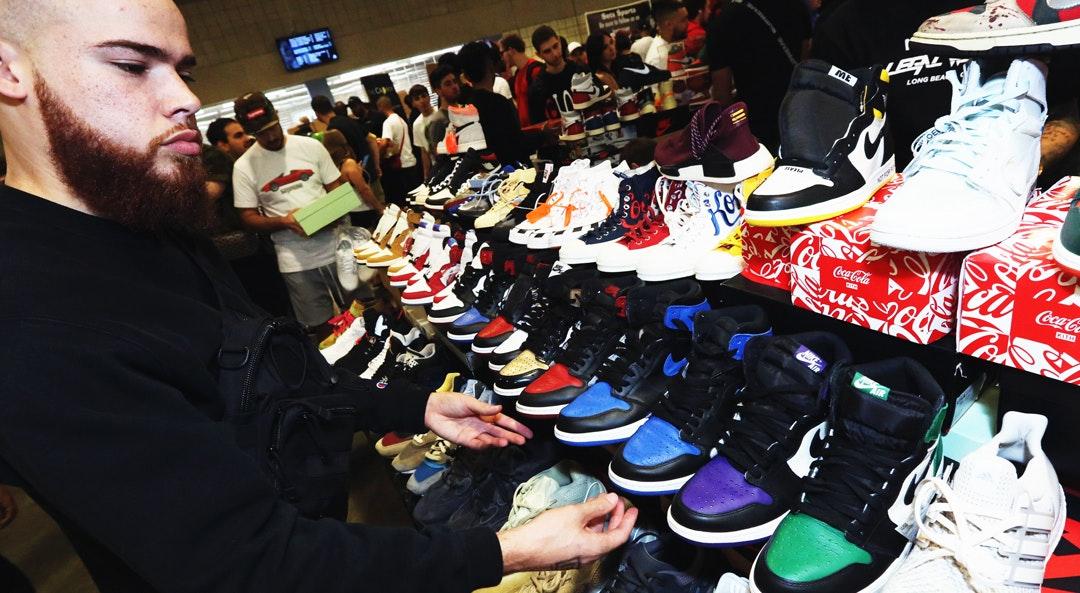 sneakercon 2019 cat