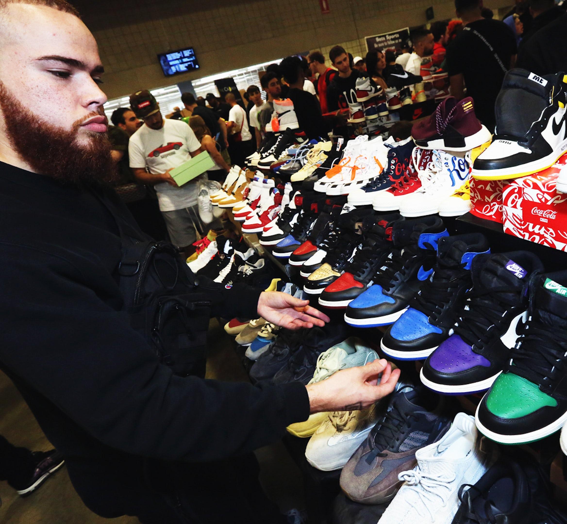 sneakercon 2019 desktop