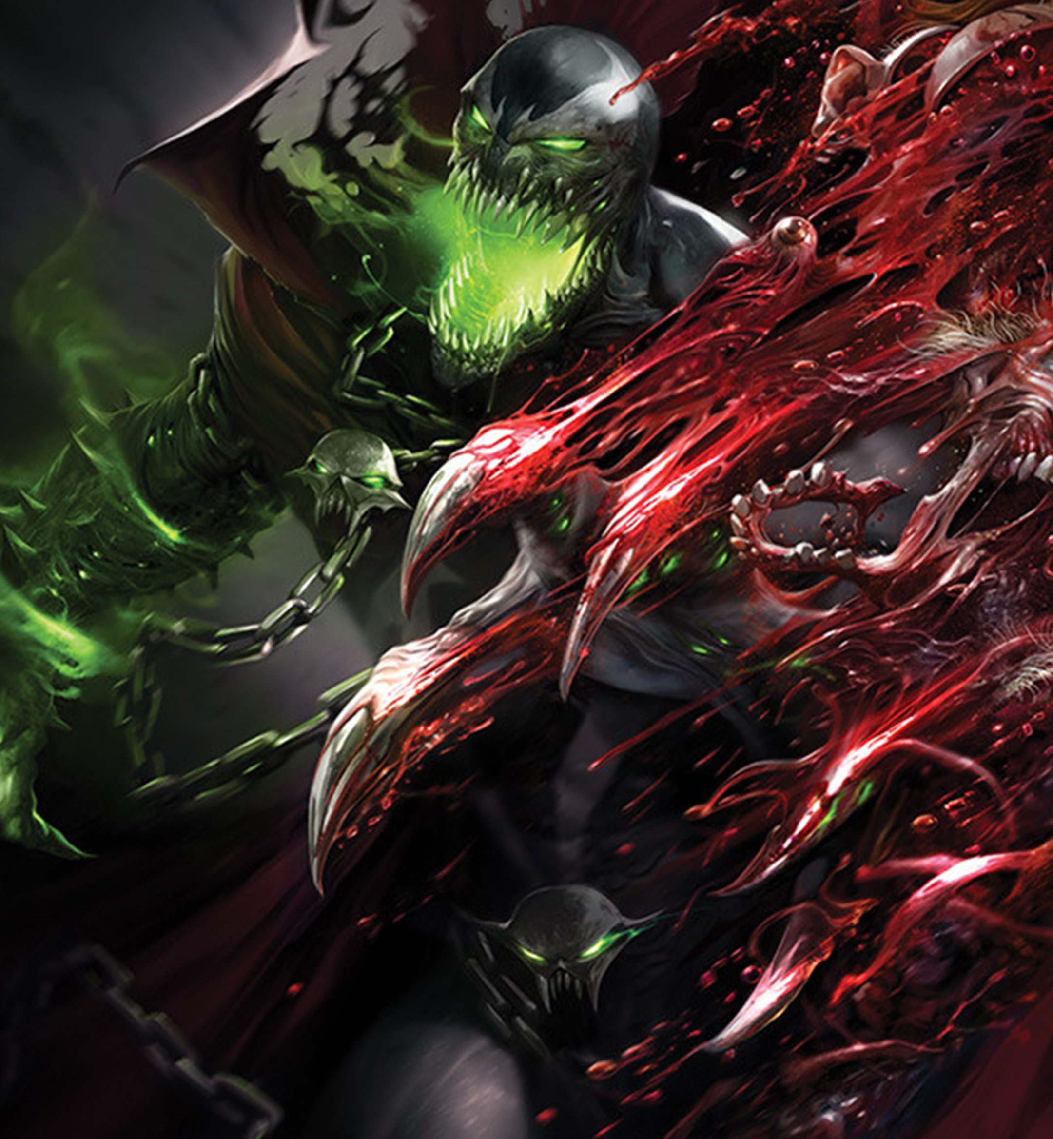 spawn mortal kombat 11 desktop
