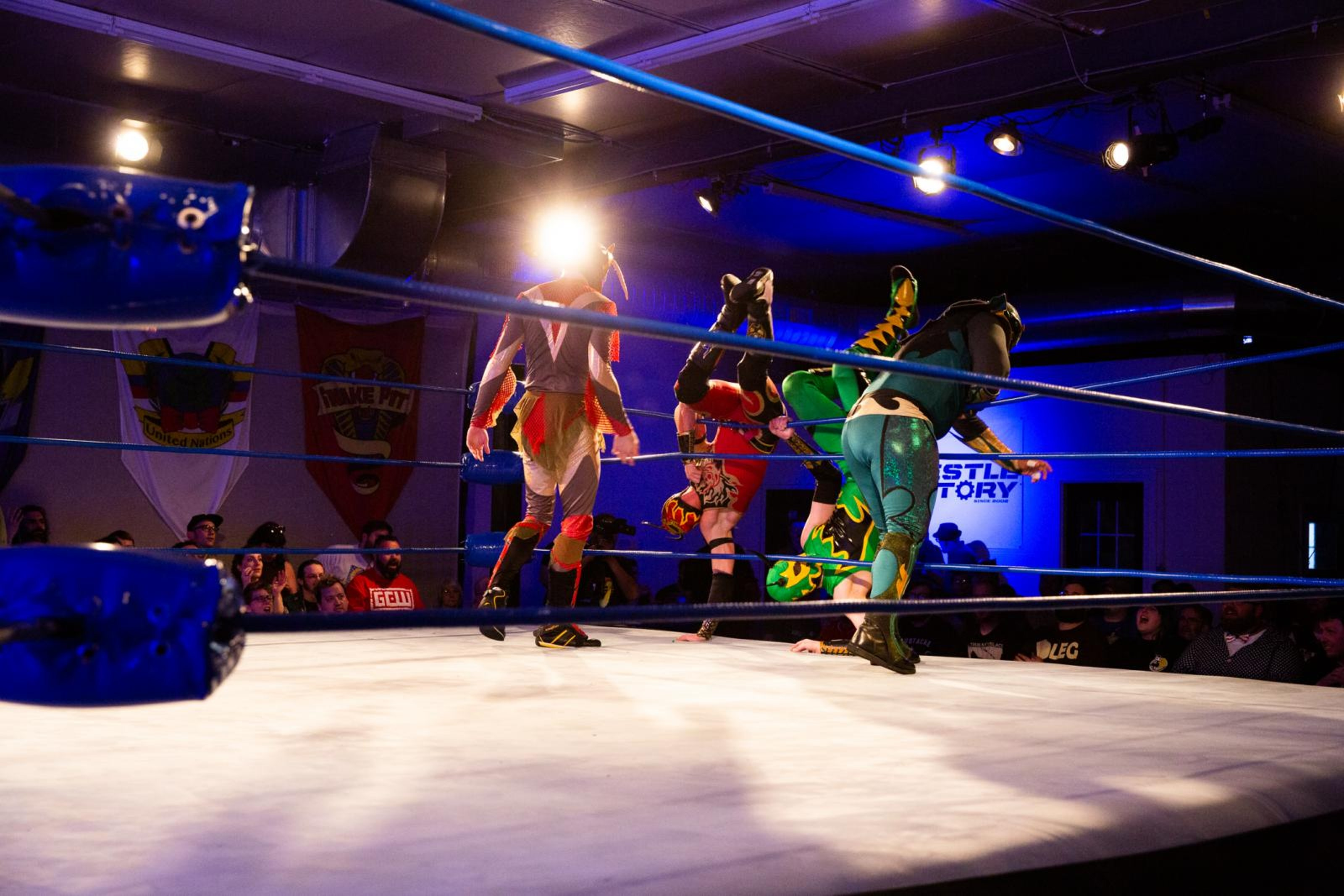 Chikara wrestling 2459