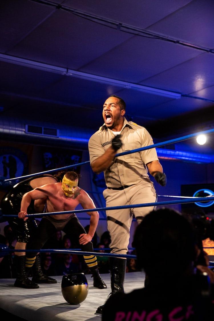 Chikara wrestling 2606